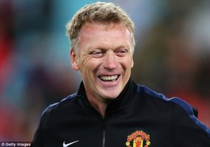 Will Moyes still have this smile on his face?