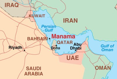 map-iran-Arabian-gulf