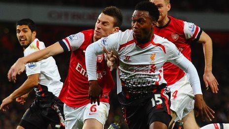 Liverpool vs Arsenal kick-off time changed following ...  |Liverpool- Arsenal