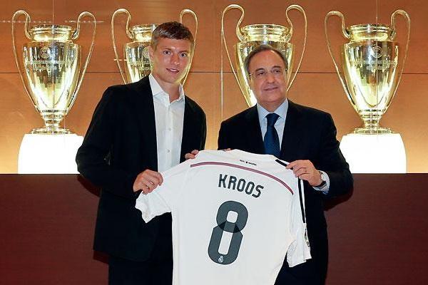 Toni-Kroos-Florentino-Pérez-Real-Madrid