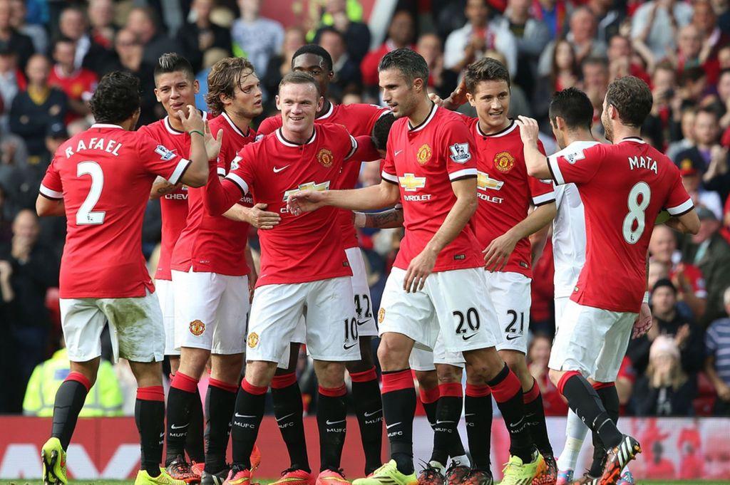 Manchester-United-v-QPR