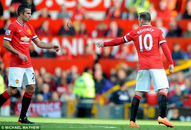 Rooney RVP