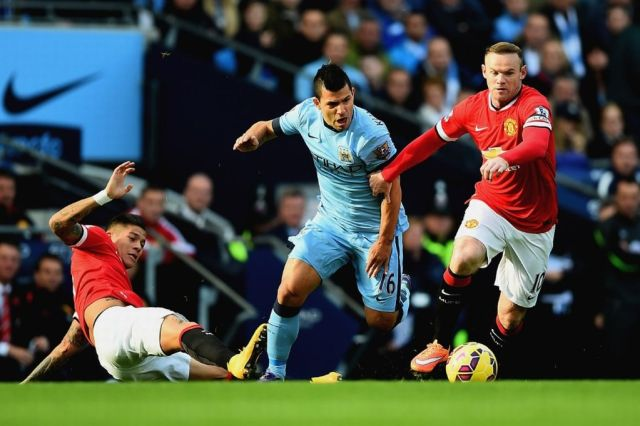 Manchester-City-v-Manchester-United-Premier-League