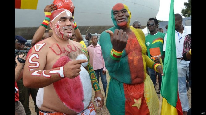 afcon fans