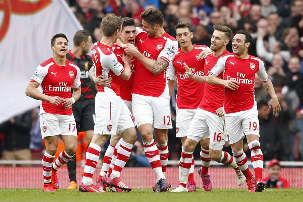 Arsenal-4-1-Liverpool