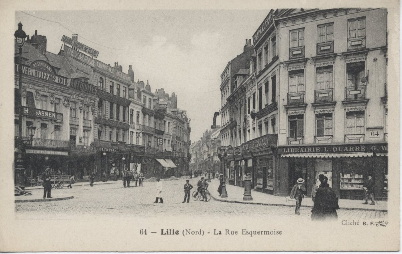 lille-france-before-great-war